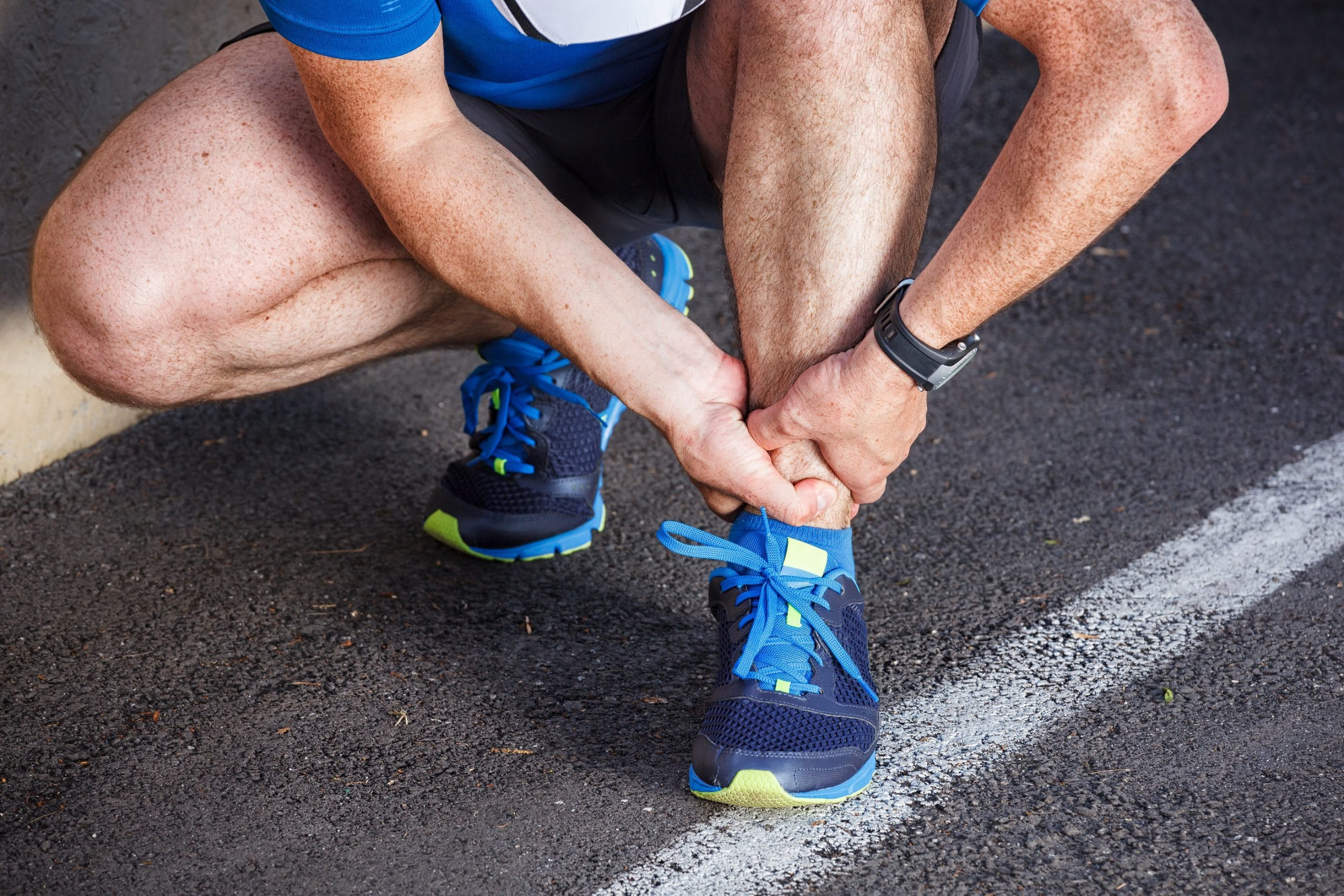 Why Do My Ankles Hurt When Running?